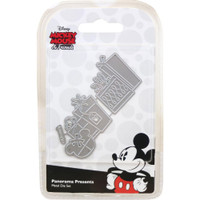 Character World Disney, Vintage Mickey Die Set - Panorama Presents