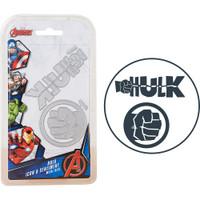 Character World Marvel, Avengers Die Set - The Hulk Icon & Sentiment