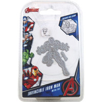 Character World Marvel, Avengers Die And Stamp Set - Avengers Invincible Iron Man