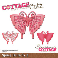 CottageCutz Dies - Spring Butterfly 3