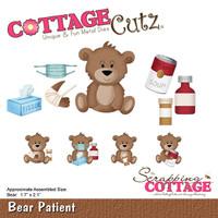CottageCutz Dies - Bear Patient