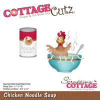 CottageCutz Dies - Chicken Noodle Soup