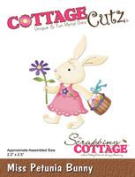 CottageCutz Dies - Miss Petunia Bunny