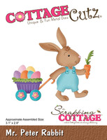 CottageCutz Dies - Mr. Peter Rabbit