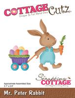 CottageCutz Dies - Mr. Peter Rabbit