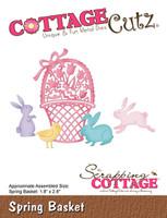 CottageCutz Dies - Spring Basket