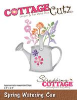 CottageCutz Dies - Spring Watering Can