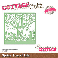 CottageCutz Dies - Spring Tree of Life