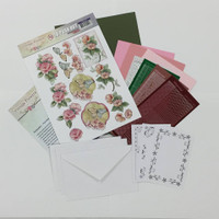 Find-It 3D Dot and Do: Jeanine's Art Vintage Flowers Kit #2