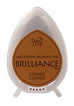 Dew Drop Brilliance Inks - Metallic Cosmic Copper