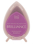 Dew Drop Brilliance Inks - Pearlescent Purple