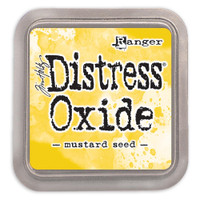 Tim Holtz Distress Oxide Ink Pads by Ranger - Mustard Seed