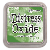 Tim Holtz Distress Oxide Ink Pads by Ranger - Mowed Lawn