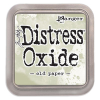 Tim Holtz Distress Oxide Ink Pads by Ranger - Old Paper