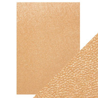 Tonic Studios - Craft Perfect,A4 Hand Crafted Cotton Paper (5/PK) - Square Sequins