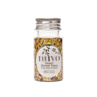 Tonic Studios - Nuvo Confetti 35ml Bottle - Desert Sunset Stars