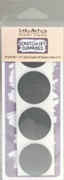 "Inky Antics 1 1/4"" Circle Scratch-Off Stickers 20/Pack"