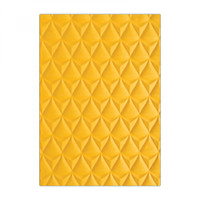 Sizzix 3-D Textured Impressions Embossing Folder by Courtney Chilson - Pineapple Texture