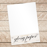 Couture Creations A4 250gsm 10pk  - Glossy Paper