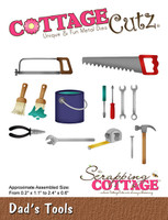 CottageCutz Dies - Dad's Tools