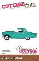 CottageCutz Dies - Vintage T-Bird