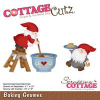 CottageCutz Dies - Baking Gnomes