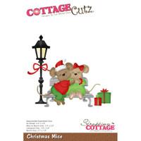 CottageCutz Dies - Christmas Mice
