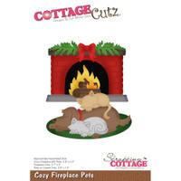 CottageCutz Dies - Cozy Fireplace Pets