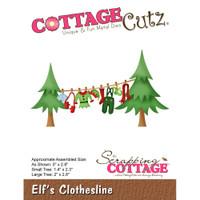 CottageCutz Dies - Elf's Clothesline