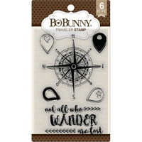 Bobunny Stamps - Traveler