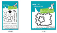 Lawn Fawn Stamps and Dies Bundle - How You Bean Star Add On