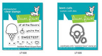 Lawn Fawn Stamps and Dies Bundle - Sweetest Flavor