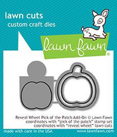 Lawn Fawn Dies - Reveal Wheel Pick of the Patch Add-On