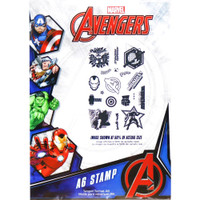 Character World Marvels Stamp Set - The Avengers