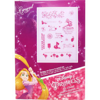 Character World Disney's  Tangles Stamp Set - Rapunzel