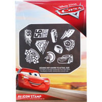 Character World Disney's Cars Stamp Set - Cars 3