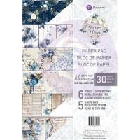 Prima Marketing, Georgia Blues Double-Sided A4 Paper Pad