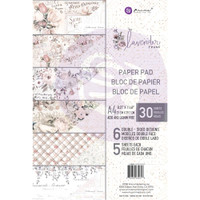 Prima Marketing, Lavender Frost Double-Sided A4 Paper Pad