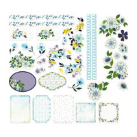 Couture Creations Le Petit Jardin - Ephemera Set