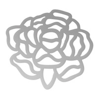 Couture Creations Le Petit Jardin - Sunlit Rosebud Mini Die