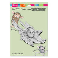 Stampendous Cling Rubber Stamp - Fall Flight