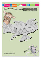 Stampendous Cling Rubber Stamp - Feeding Time