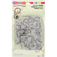 Stampendous Cling Rubber Stamp - Fully Content