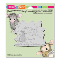 Stampendous Cling Rubber Stamp - Confetti Fun