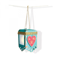 Sizzix Bigz Die By Crafty Chica - Hanging Lantern