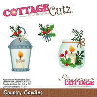 CottageCutz Die - Country Candles