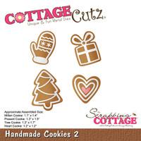 CottageCutz Die - Handmade Cookies 2