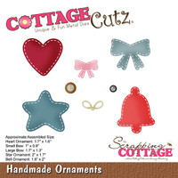 CottageCutz Die - Handmade Ornaments