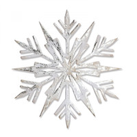 Sizzix Bigz Die By Tim Holtz - Ice Flake