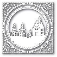 Memory Box Dies - Country Church Frame